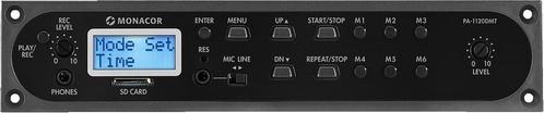 MONACOR PA-1120DMT Digitale Timer/Berichten-module