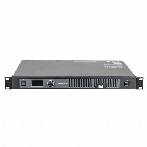 DAP D4515 CA-4500 Compacte 4-kanaals versterker met DSP