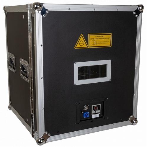 JB Systems UV Disinfection case / UV Ontsmettingskast