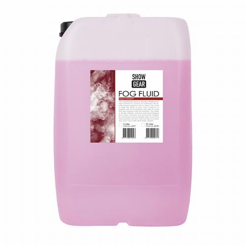 SHOWGEAR Rookvloeistof High Density (Let op: 25 liter)
