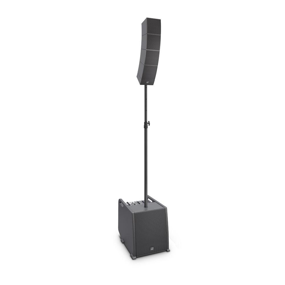 LD SYSTEMS CURV 500 ES:  mobiele entertainer set (460W RMS)