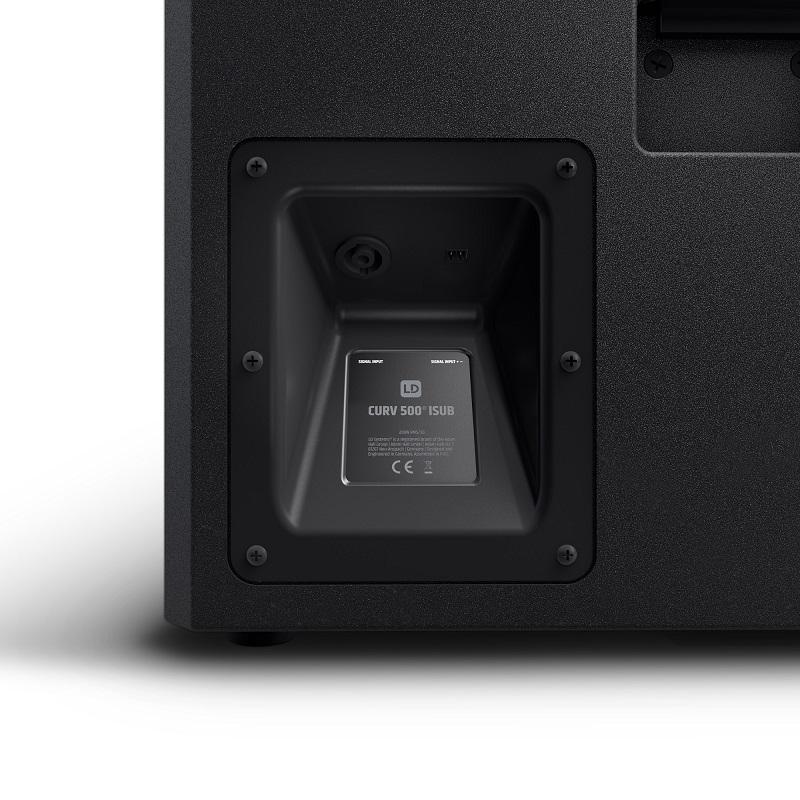 "LD SYSTEMS CURV 500 I SUB: 10""install. subwoofer 200W (stuk)"