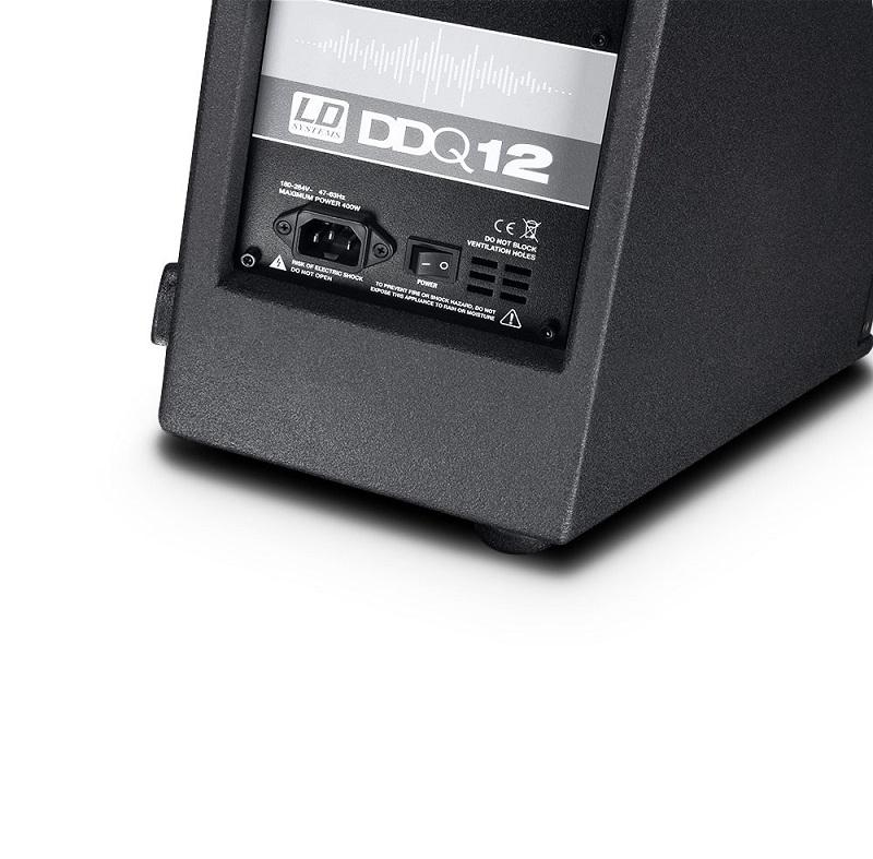 "LD SYSTEMS DDQ 12: 12""actieve PA Speaker met DSP"