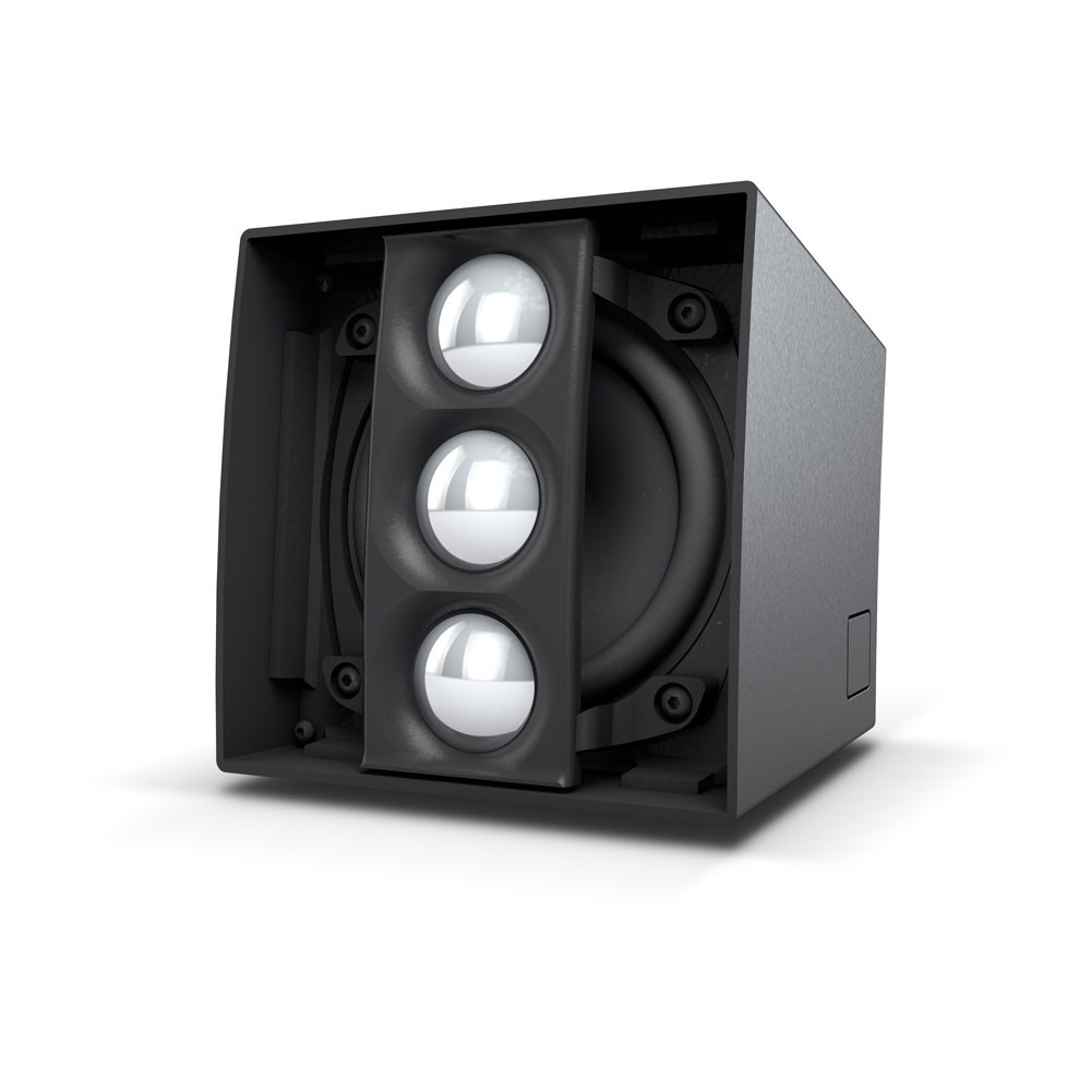 LD SYSTEMS CURV 500 S2: 2 extra satelliet speakers CURV 500