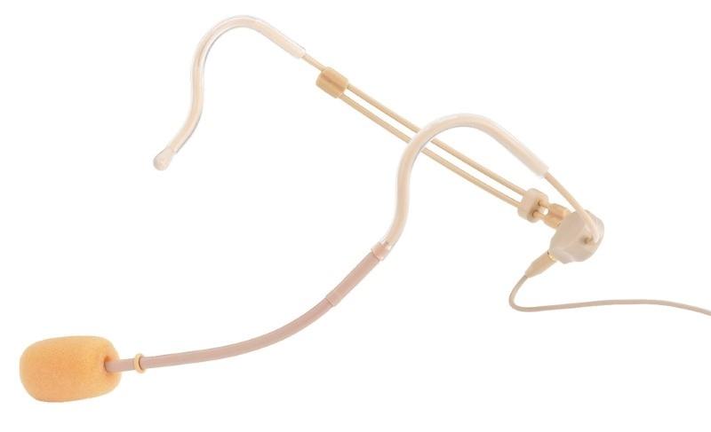 JTS Draadloze Mic Set: 2x beltpack met headset