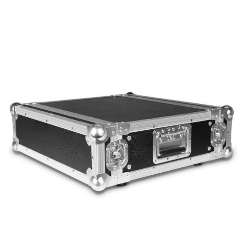 LD SYSTEMS DSP 45 K RACK: 4-kanaals Amp in rack met patch