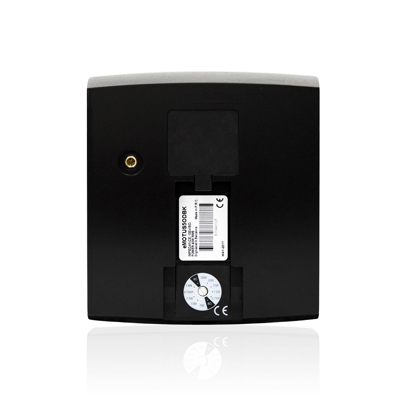 ECLER eMOTUS 5 OD WH: 40W 8 Ohm / 30W 100V (per stuk)