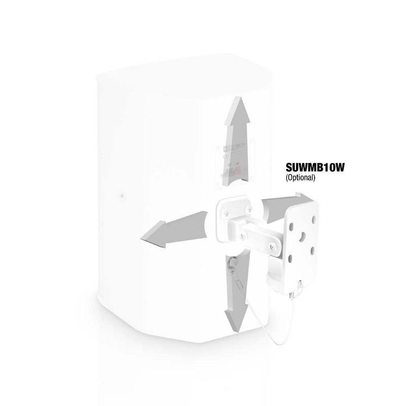 "LD SYSTEMS SAT 62G2: 6.5"" passieve install. speaker (paar)"