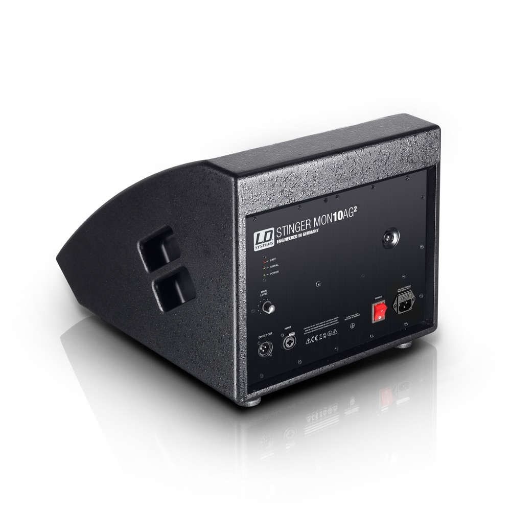 LD SYSTEMS MON 101 A G2: actieve 10S monitor (150W RMS)