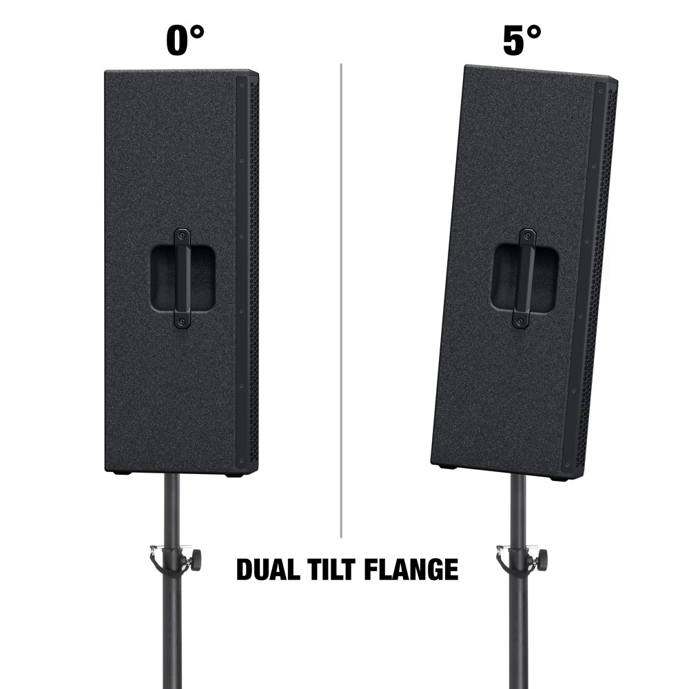 LD SYSTEMS STINGER 28 A G3: actieve 2x8S speaker (500W RMS)