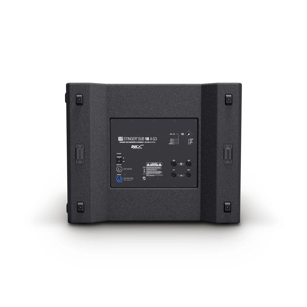 LD SYSTEMS STINGER SUB 18 A G3: AKTIEVE 18S SUB (800W RMS)