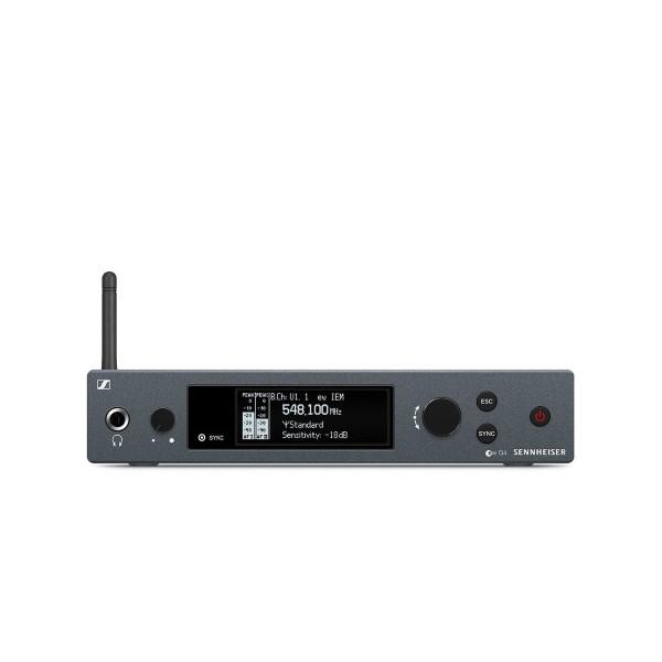 SENNHEISER EW IEM G4 TWIN: Draadloos In-Ear monitoring