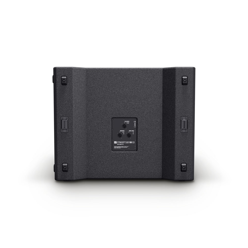 LD SYSTEMS STINGER SUB 18 G3: passieve 18S SUB (800W RMS)