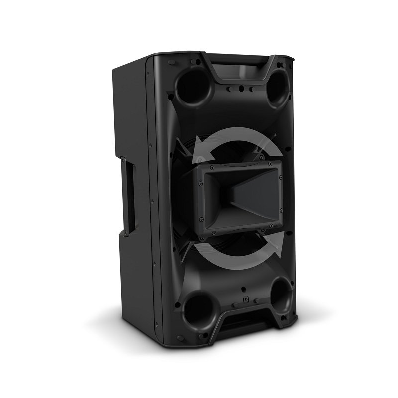 LD SYSTEMS ICOA 12: passieve coaxiale PA speaker (250W RMS)