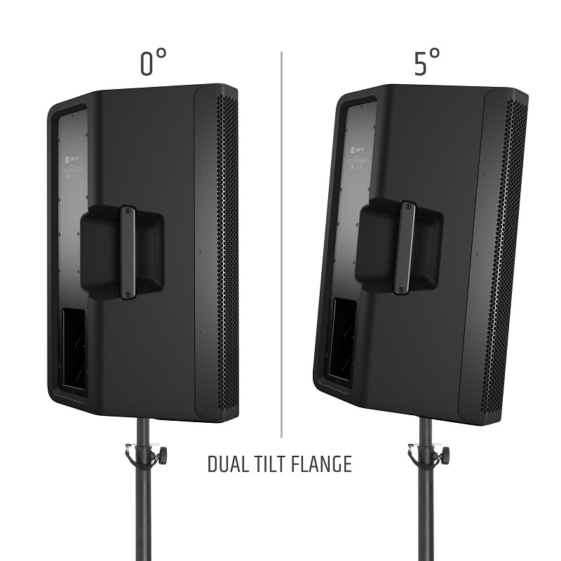 LD SYSTEMS ICOA 15: passieve coaxiale PA Speaker (250W RMS)