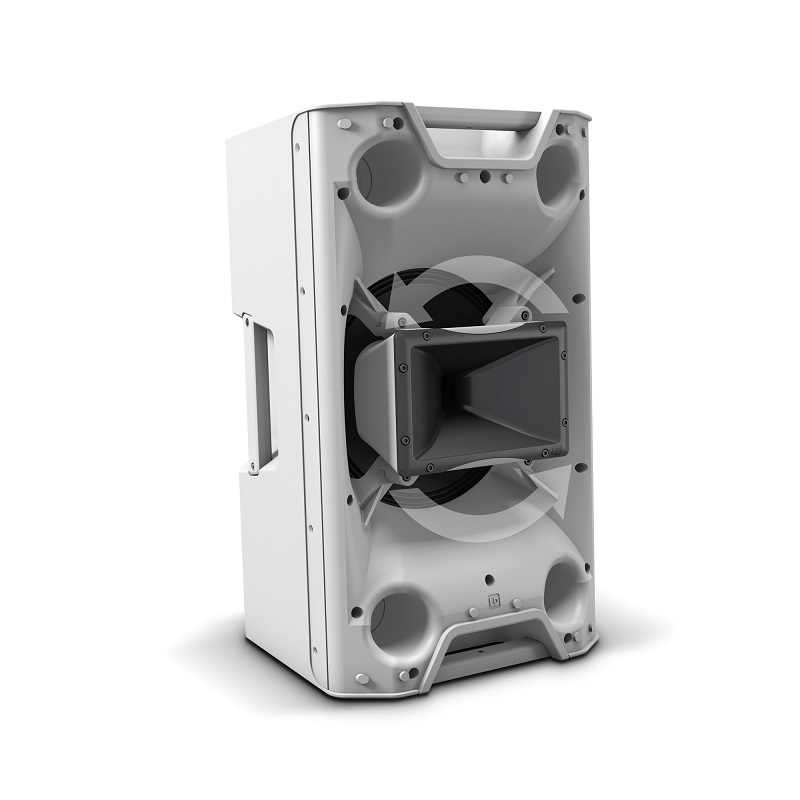LD SYSTEMS ICOA 12W: passieve coaxiale PA speaker (250W RMS)