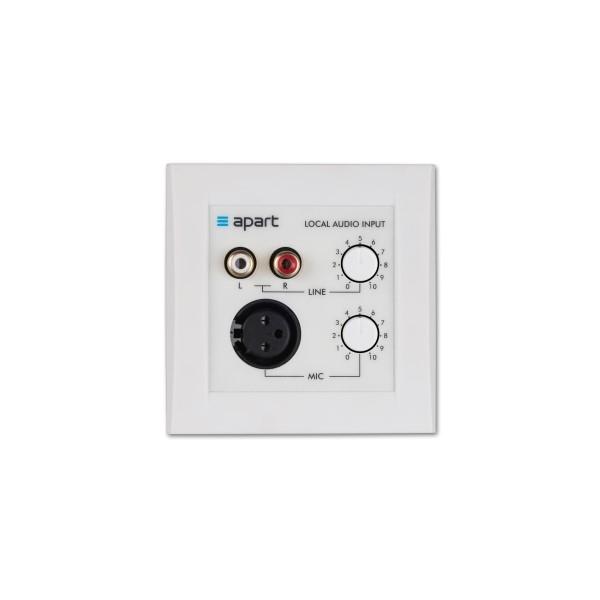 APART Audio ALINP, Active local input panel