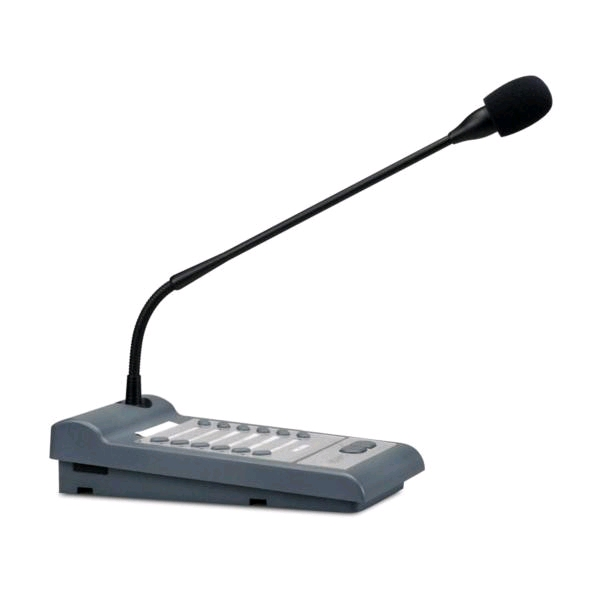 APART Audio DIMIC12 2 zone digitaal paging station AC12.8