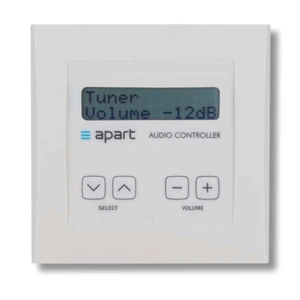 APART Audio DIWAC Programmeerbare wand controller AC12.8