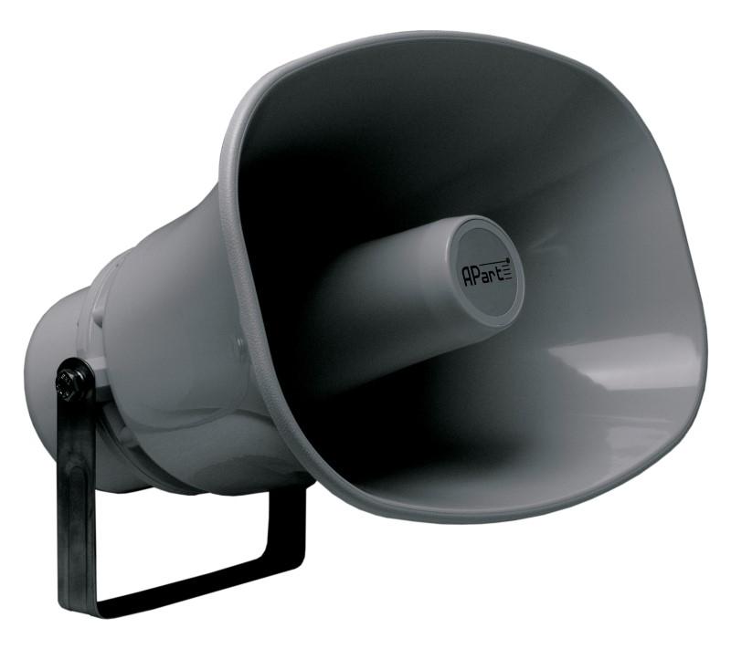 APART Audio H30LT 30W/100V compressie driver hoorn (stuk)