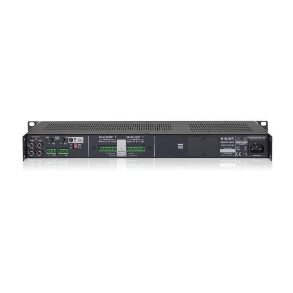 APART Audio REVAMP2060T 100V 2x 60W digitale versterker