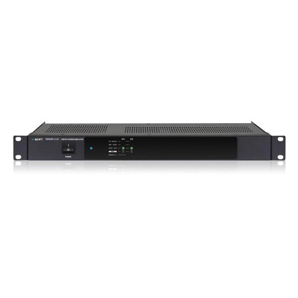 APART Audio REVAMP2120T 100V 2x100W Digitale versterker
