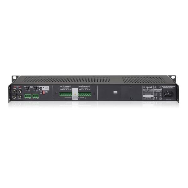 APART Audio REVAMP2120T 2-kanaals 100V 2x 100W
