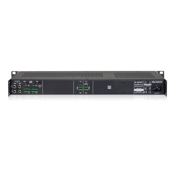 APART Audio REVAMP2250 2-kanaals 2 x 250W 4 ohm