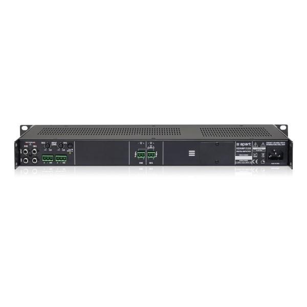 APART Audio REVAMP2250 2-kanaals versterker  2 x 250W 4 ohm
