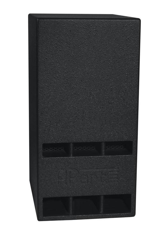 "APART Audio SUB2400 2x300W/2x8 Ohm passieve sub 2x10"" (stuk)"