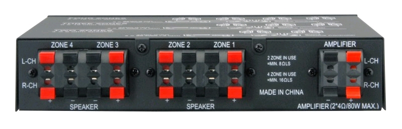 APART Audio SVC4 4 zone stereo volume control