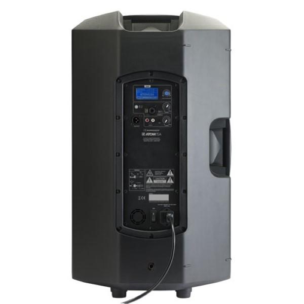 "Audiophony ATOM 15A 15"" 400W RMS 2-weg actieve speaker met D"