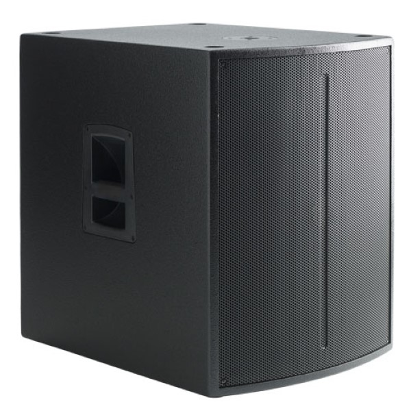 """AUDIOPHONY ATOM 18A SUB 18"""" 600W RMS subwoofer"""