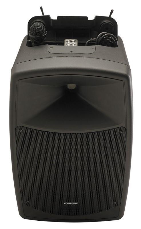 AUDIOPHONY CR12A-COMBO-F8 Mobiele geluidsinstallatie