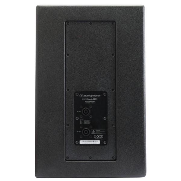 AUDIOPHONY iLINEsub12A Actieve 12S Sub 2x 700W RMS + DSP