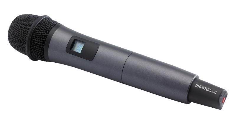 AUDIOPHONY UHF410 Handheld microfoon