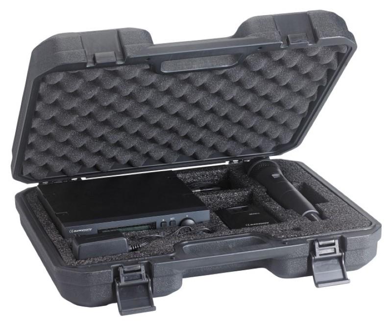 AUDIOPHONY UHF410 set ontvanger + headset+ beltpack