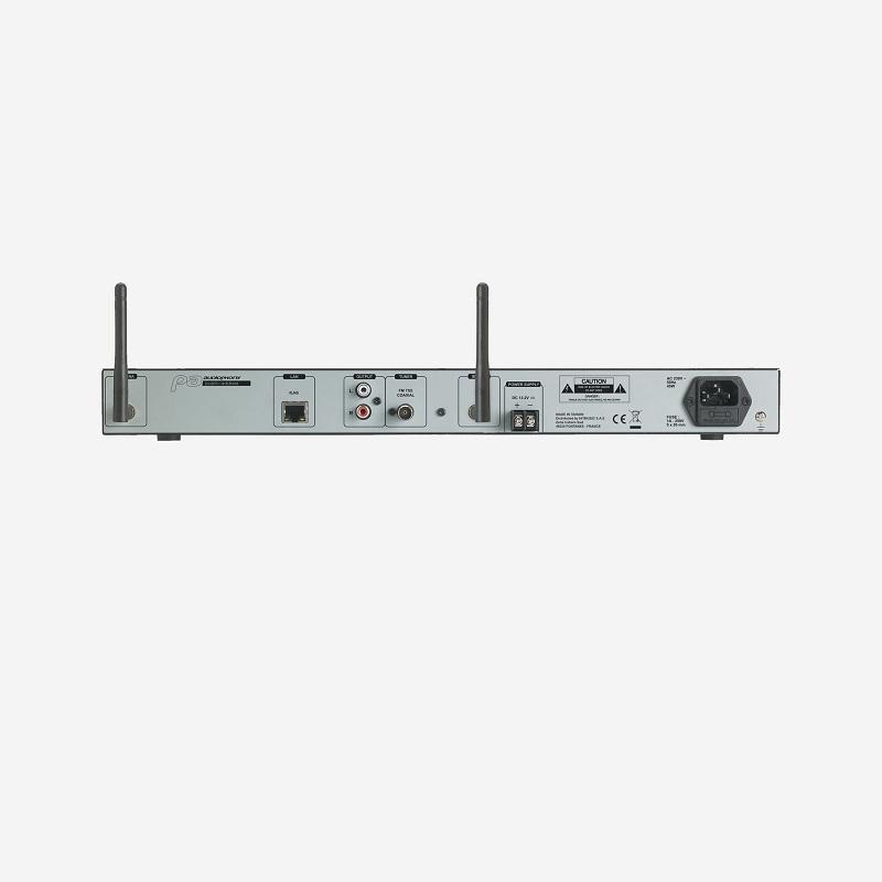 AUDIOPHONY Webradio - LAN - WIFI - FM DAB - USB - APP