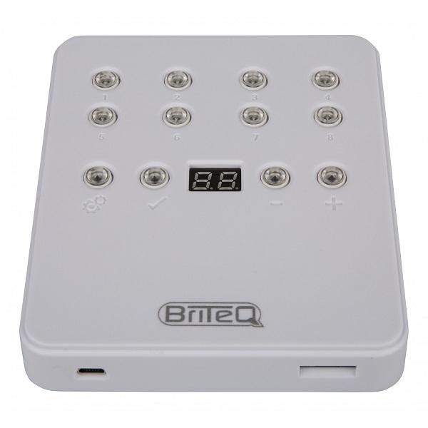 BRITEQ LD-1024WALL+ 1024-kanaals DMX-interface