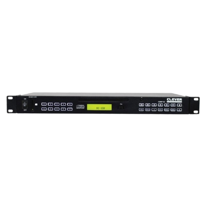 CLEVER ACOUSTICS CDMP 50 1HE CD/MP3 Player
