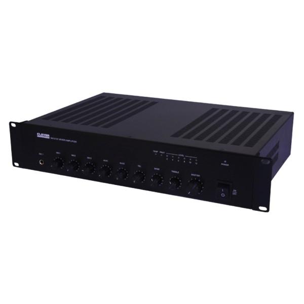 CLEVER Acoustics MA 2120 100V 120W Mengversterker