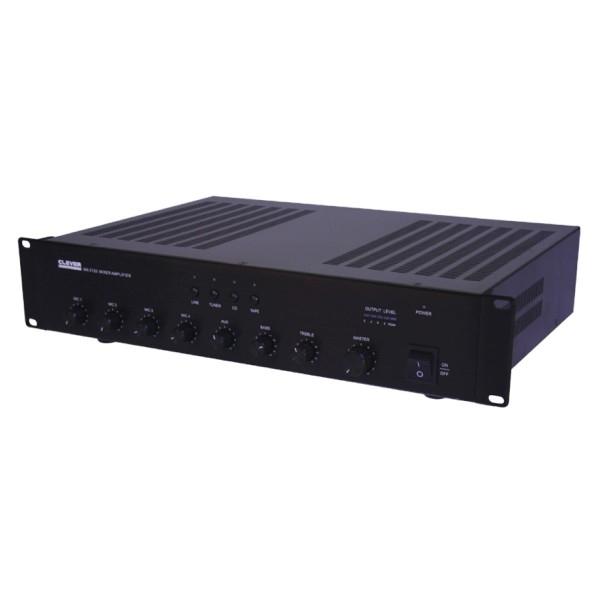 CLEVER Acoustics MA 3120 100V 120W mengversterker