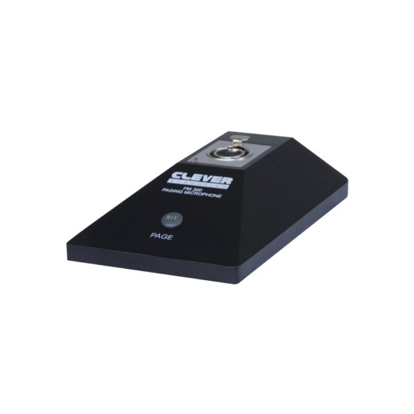 CLEVER ACOUSTICS PM 300 Conderser Paging (omroep) microfoon