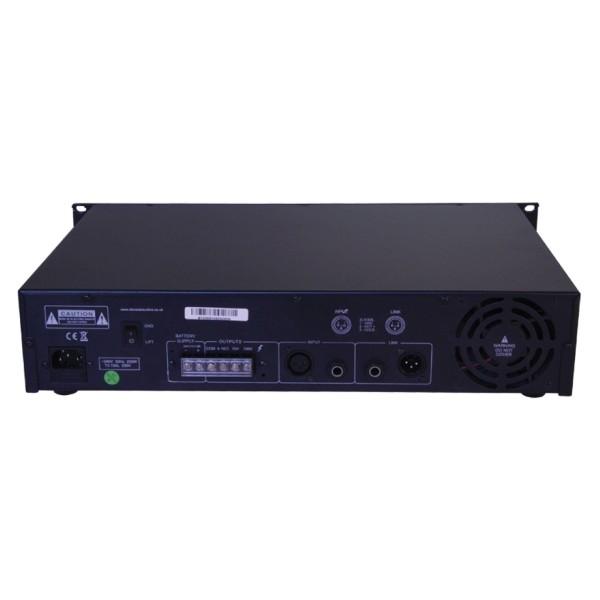 CLEVER Acoustics SL 120 100V eindversterker