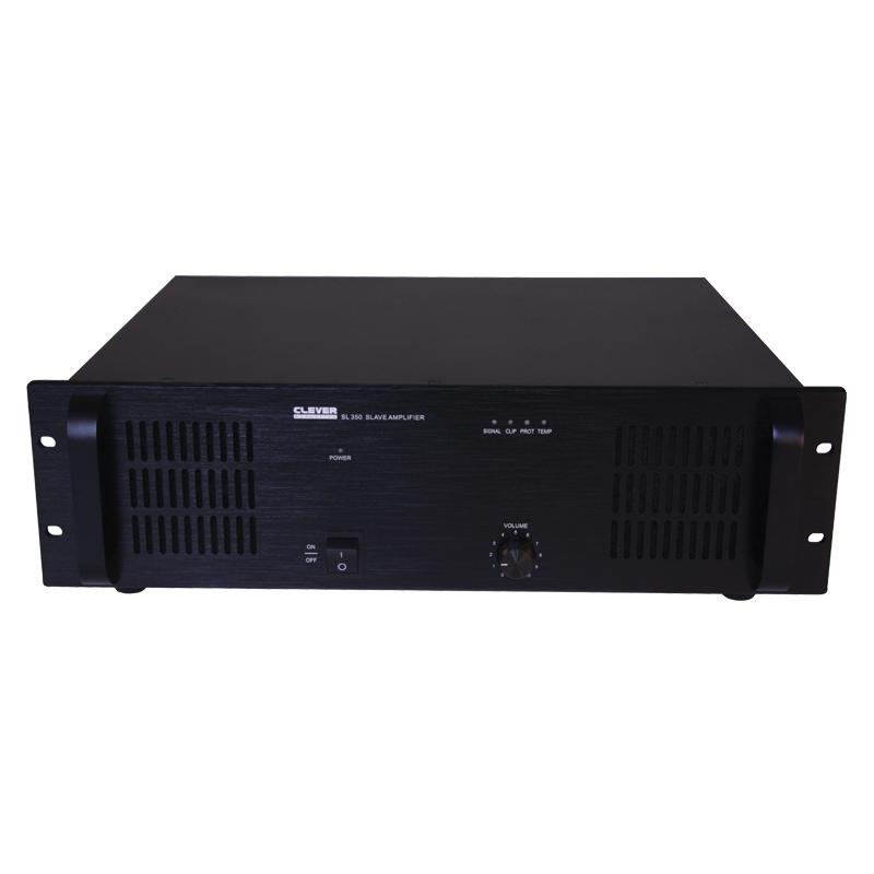 CLEVER Acoustics SL 350 100V 350W eindversterker