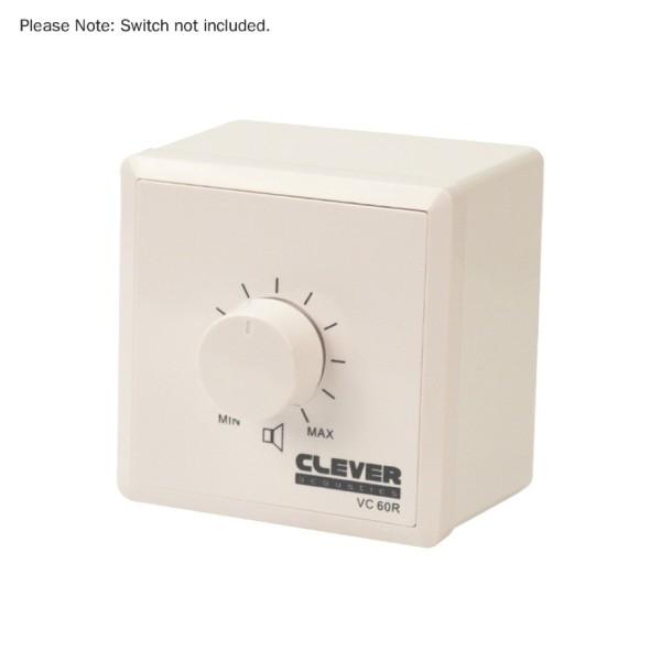 CLEVER ACOUSTICS Volume Control Back Box