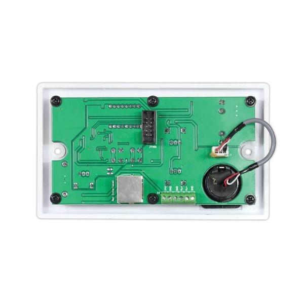 CLEVER Acoustics ZM8 BW Wall Plate – Audio input en Source