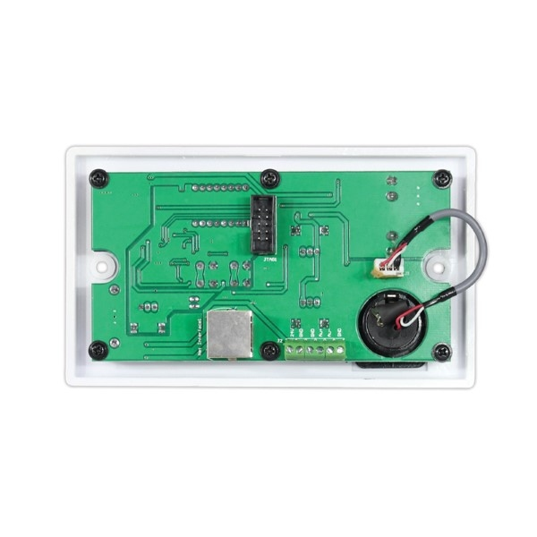 CLEVER ACOUSTICS ZM8 BW Wall Plate P Audio input en Source