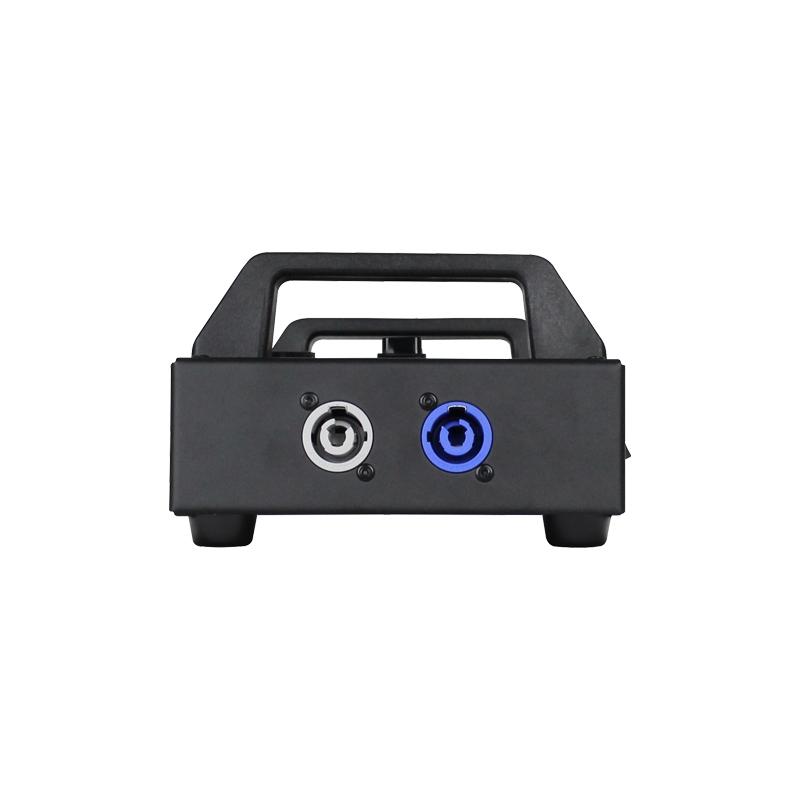 CONFETTIMAKER FX Control Bediening WI-Shot, E-shot, CO2 Jet