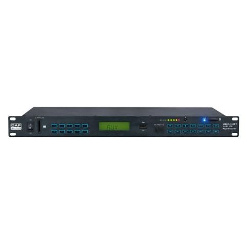 DAP D1258 UBR-180BT 1HE USB BlueTooth Recorder/Player
